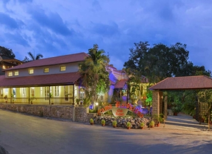 Cama Rajputana Club Resort Mount Abu