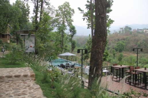 The Sal Woods Forest Retreat and Spa Dehradun