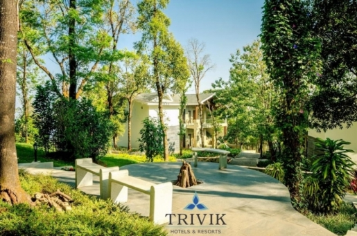Trivik Hotels and Resorts Chikmagalur