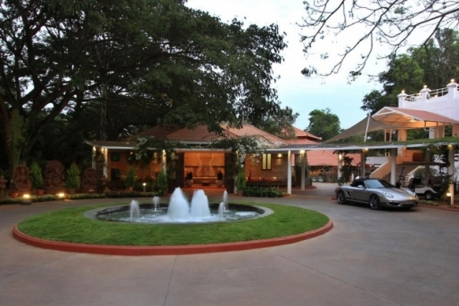 Silent Shores Resort and Spa Mysore